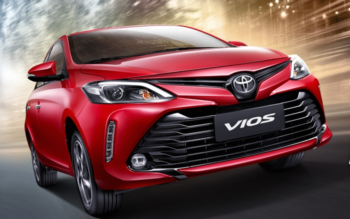 Toyota Vios Super Spec ให้ออปชั่นเยอะได้อีก