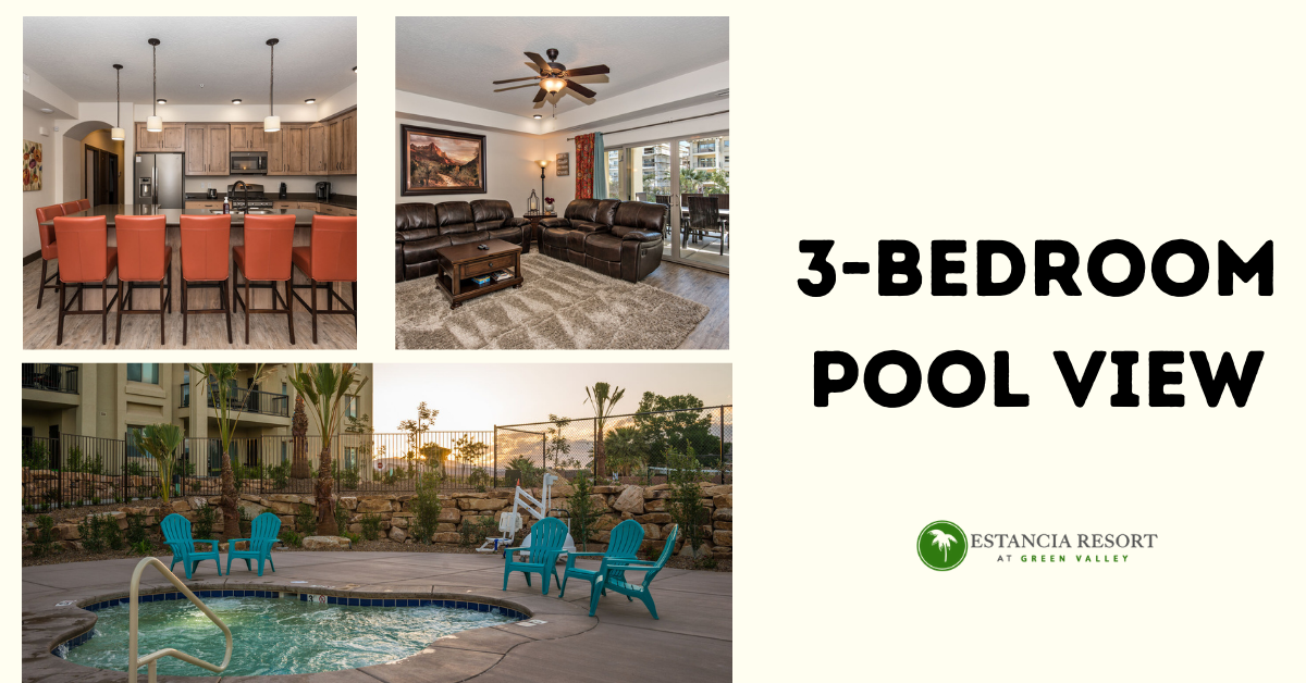 Estancia Resort pool rental home