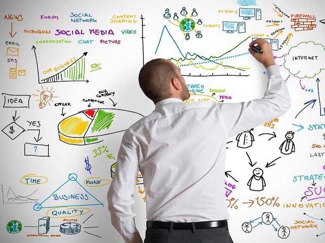 Nhân viên sẽ rà soát kế hoạch marketing trước khi triển khai