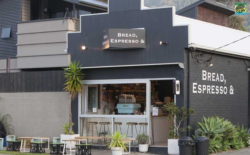 Một quán cafe thích hợp vào những buổi sáng đi làm
