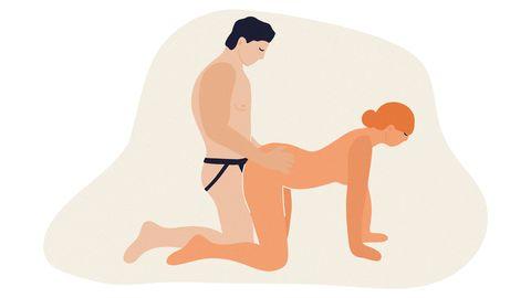 man's best friend sex position