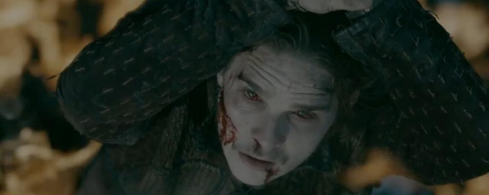 how did Hvitserk Ragnarsson die ?