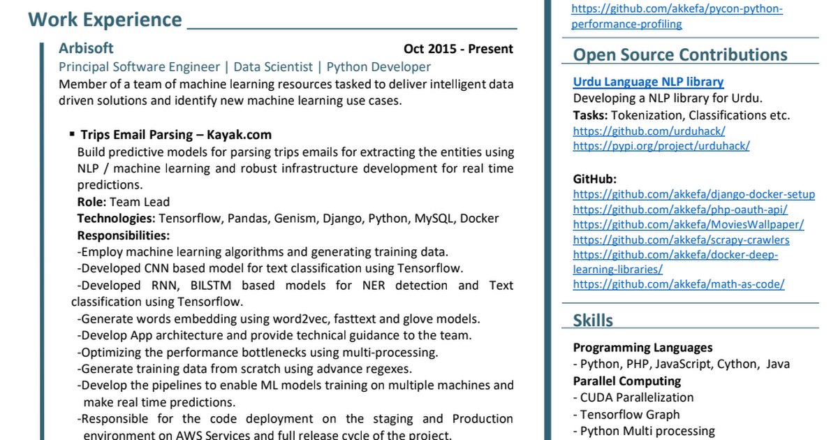 COURSERA PYTHON MACHINE LEARNING GITHUB - 20 of the most popular