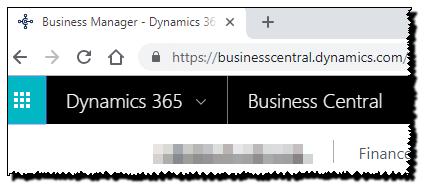 Matillion | Dynamics 365 Business Central OAuth Deta