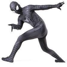 Déguisement Spiderman noir adulte ! Costume pour carnaval, festival et autres événements d'amusement. Déguisement très souple et léger fait en latex pour qu'il se plie à vos mouvements. Vous serez à l'aise pour respirer dans ce costume spiderman noir. Heartjacking dispose des déguisements spiderman rouge et noir pour adulte et pour les enfants. #costumespiderman #deguisementspiderman #spidermannoir #carnaval #festival #heartjacking