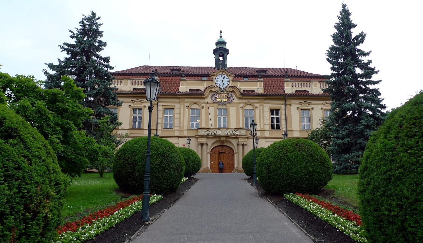Либеньский замок