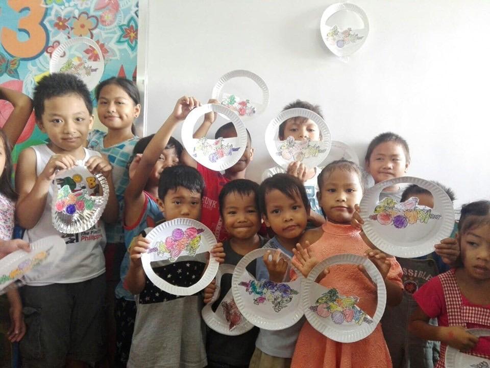 Brain Booster in Batia, Bulacan and Tondo, Manila - Project PEARLS