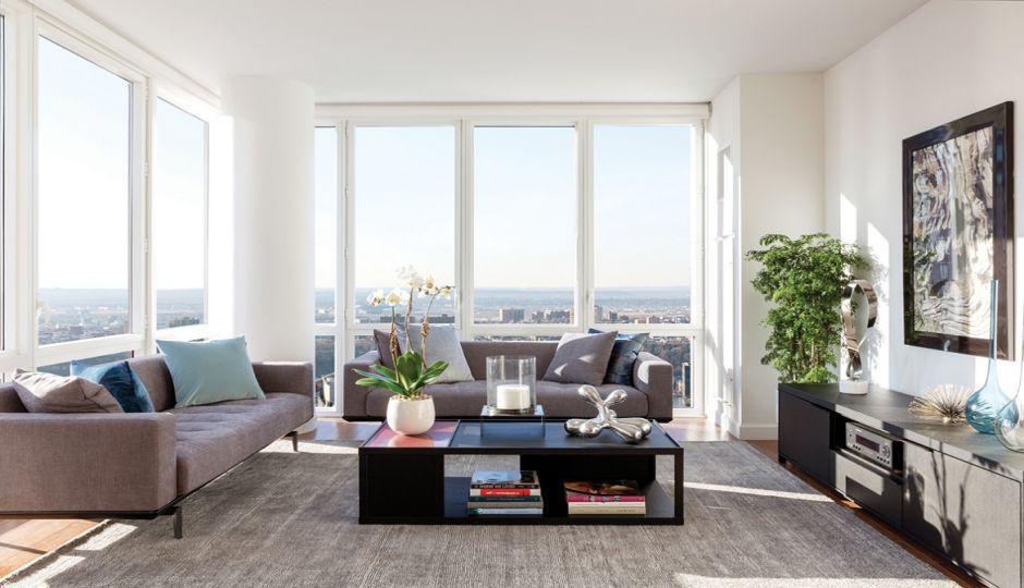 Không gian sống hiện đại với căn hộ chung cư