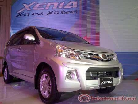 All New Daihatsu Xenia X-Tra 2013