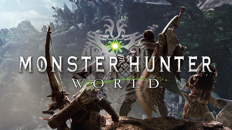 Monster Hunter Game
