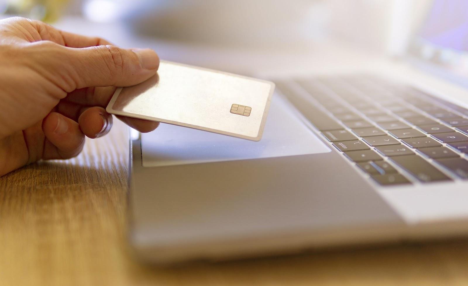 fazer cartão de credito pela internet
