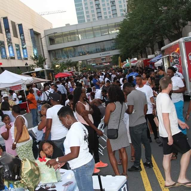 Pictures: Black Food Truck Thursday 2018