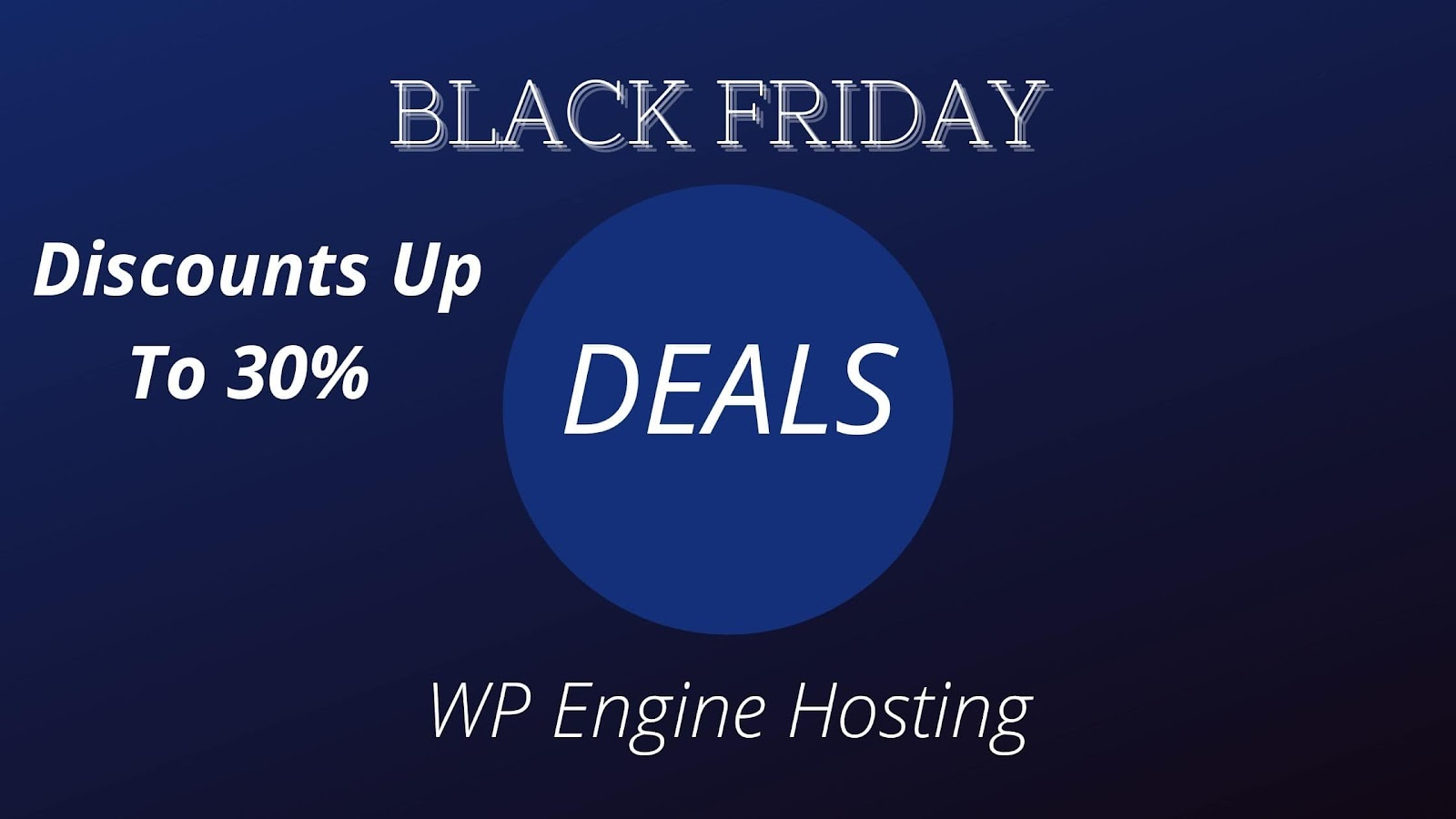 WP-Engine: 30% Discount