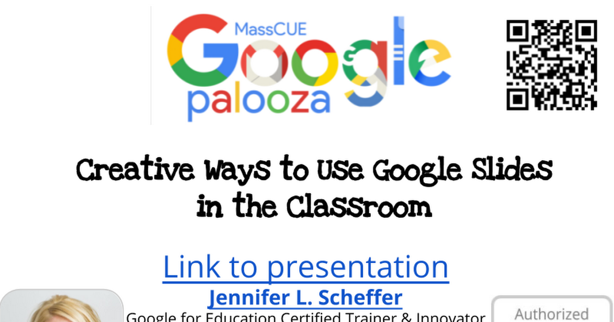 creative ways to use google slides in the classroom google slides