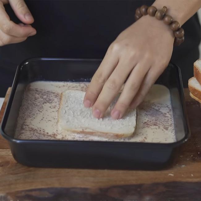 Cách làm bánh mì French Toast