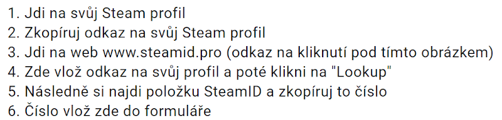 odkaz na www.steamid.pro