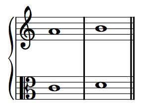 harmony example how to harmonize