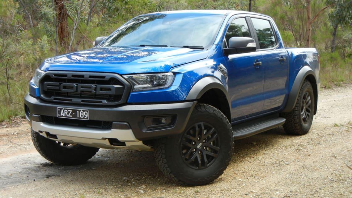 Tổng quan và giá Ford Ranger Raptor 2019