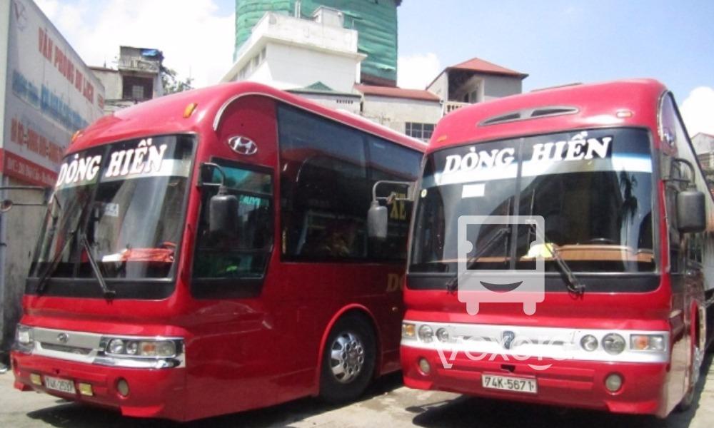 Xe Dòng Hiền từ Hà Nội đi Quảng Trị