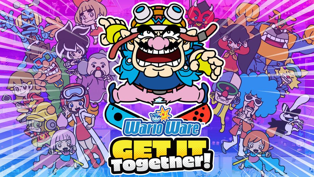Warioware: Get it Together Banner
