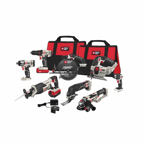 cordless power tool kit