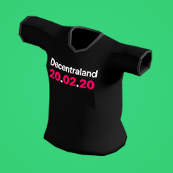 Decentraland Wearables