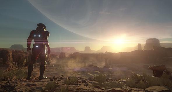 Календарь Ожидаемых Игр 2017 Mass Effect Andromeda