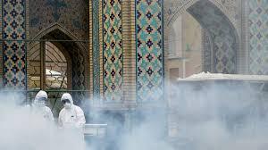 Billedresultat for corona virus i iran