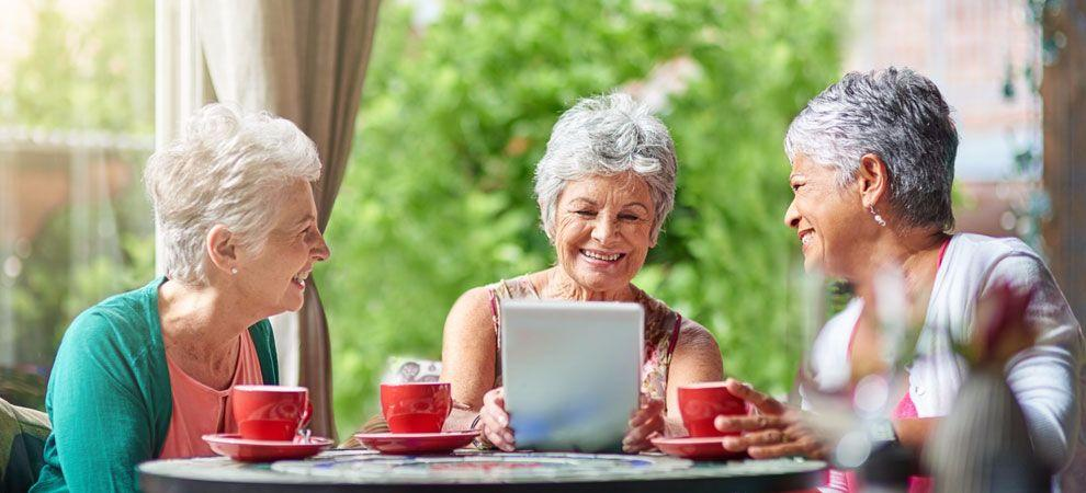 Technology for Older People: A Simple Guide   Lifeline24