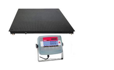 Cân điện tử dùng để xác định trọng lượng của vật cần cân