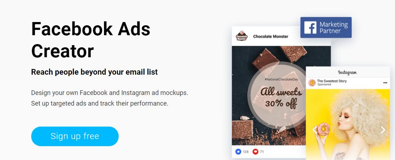 getresponse and facebook ads
