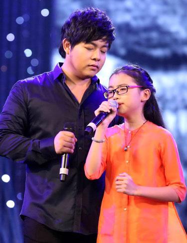 Phương Mỹ Chi và Quang Lê làm show chung - Giao thông