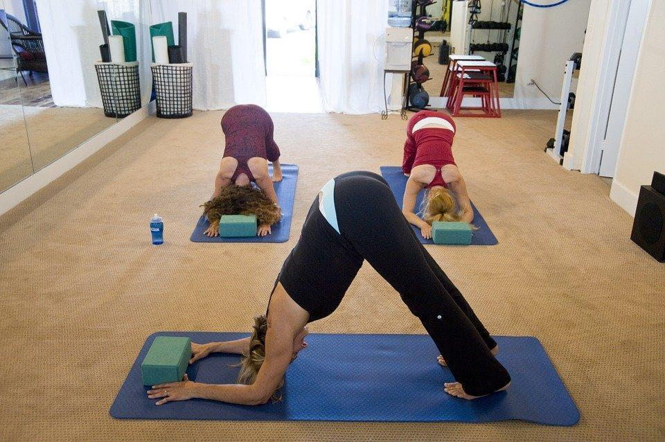 Yoga, Workout, Exercise, Stretching, Healthy, Body