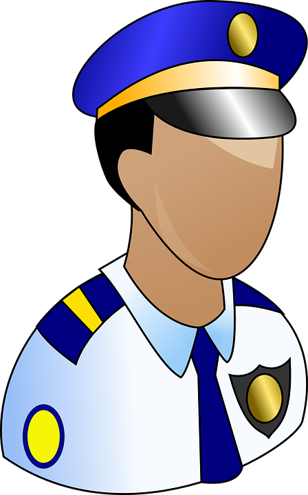 Free vector graphic: Policeman, Police, Officer - Free Image on ...