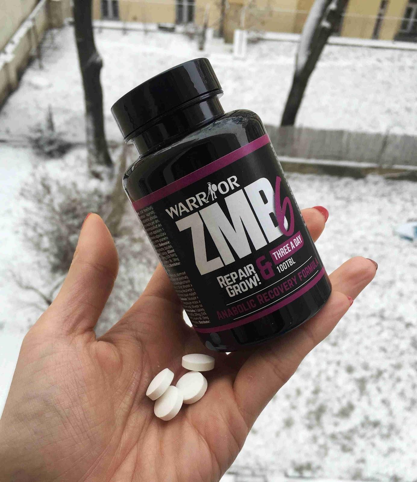 Recenze NaMaximum: ZMB6 - zinek, magnézium a vitamín B6