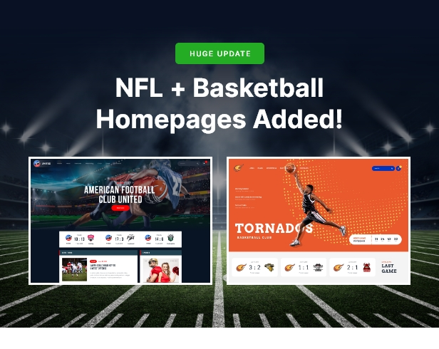 BasketBall Homepage