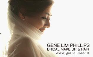 Gene Lim makeup