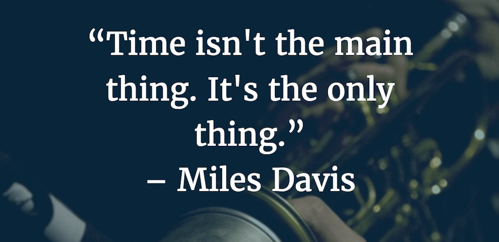 50 Inspirational (And Actionable) Time Management Quotes - RescueTime