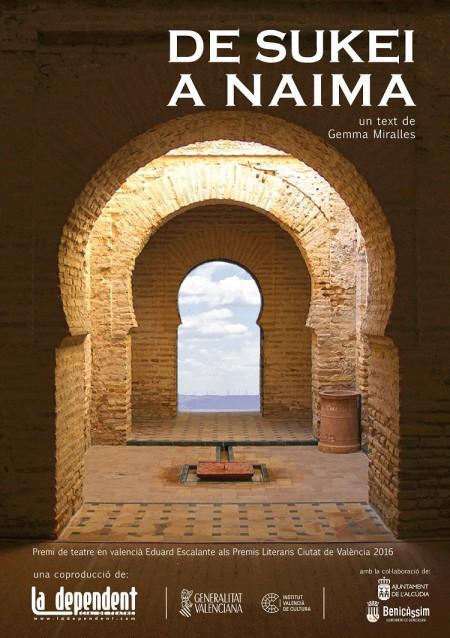 Teatro: LA DEPENDENT presenta DE SUKEI A NAIMA