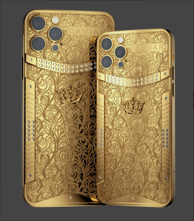 Phiên bản iPhone 12 Pro và Pro Max có giá từ 2,8 - 3,3 tỷ đồng, đúng là chỉ dành cho người giàu tiêu tiền! - Ảnh 5.