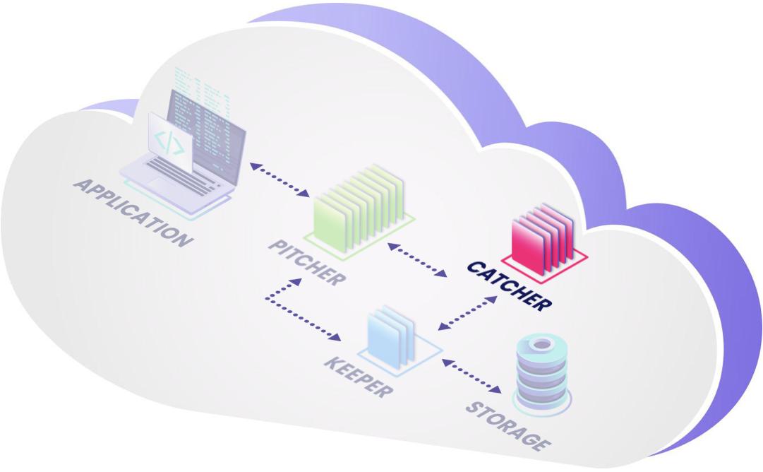 Microservices architecture: Catcher