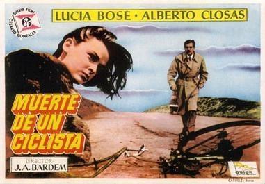 Muerte de un ciclista (1955, Juan Antonio Bardem)