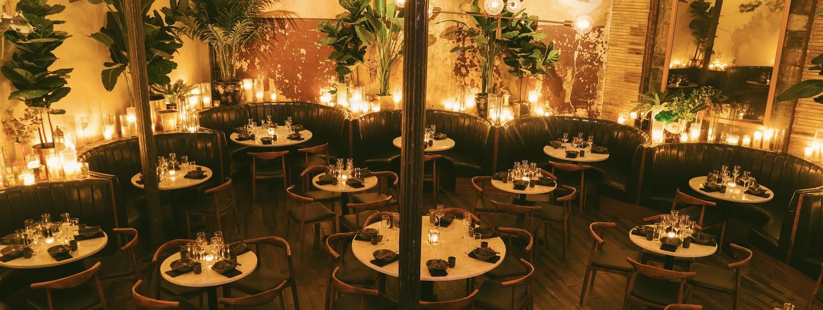 valentines day  restaurants in nyc