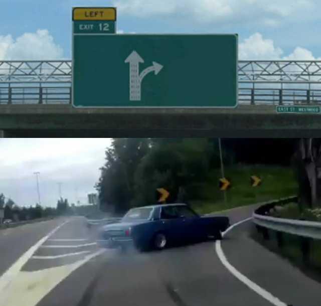 carro virando a direita
