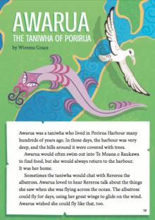 Image result for Awarua the porirua taniwha book