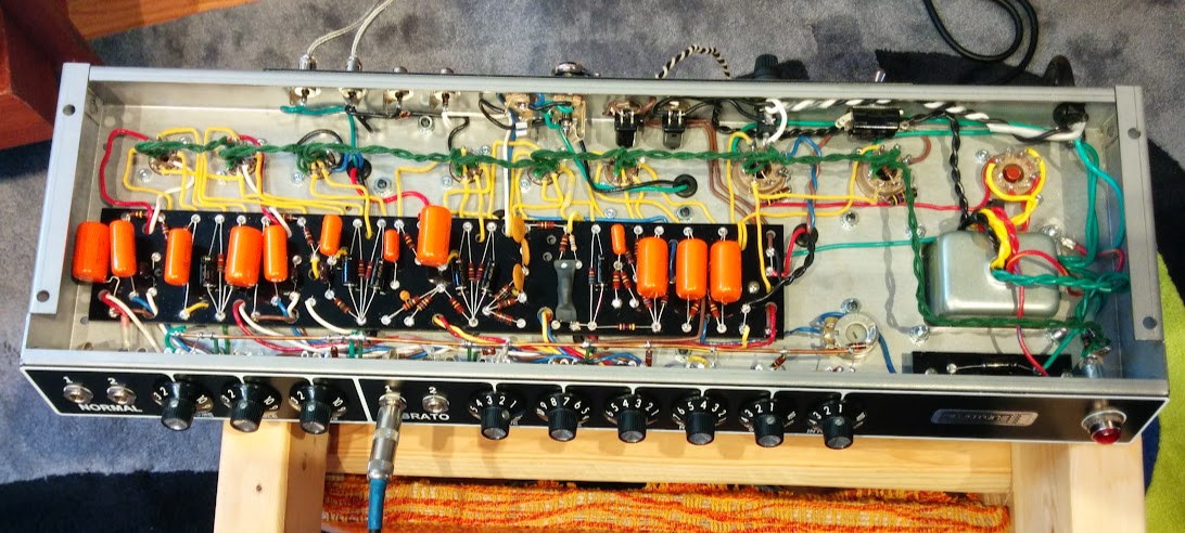 Mojotone Deluxe Reverb kit design quality   Page 2   The