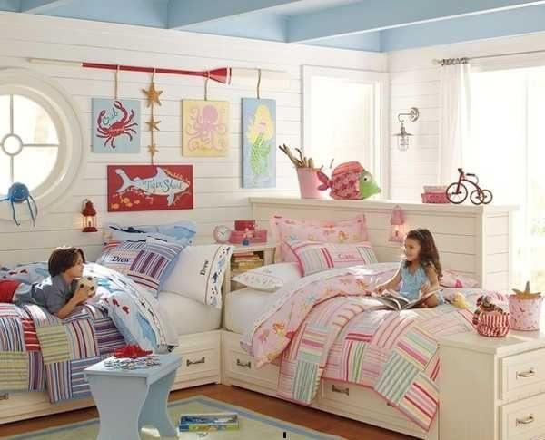 پرده اتاق خواب کودک