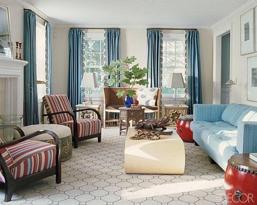 Những mẫu rèm cửa sổ đẹp phù hợp cho từng không gian