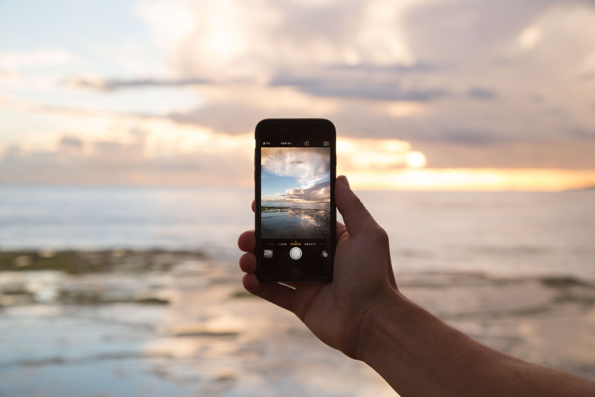 Travel Influencer | Ocean Scene Photography