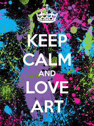 Image result for art pictures keep calm
